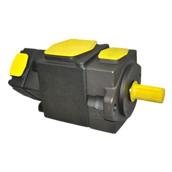 Yuken PV2R14-8-153-F-RAAA-31 Double Vane pump #1 image