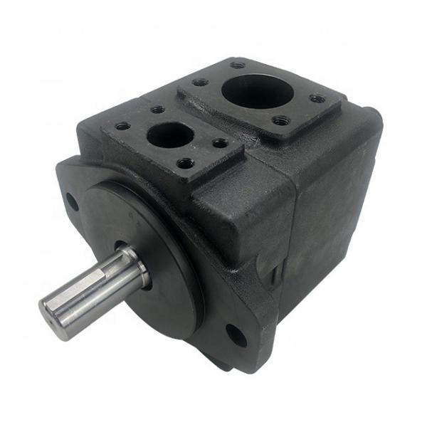 Yuken PV2R4-136-F-RAA-4222            single Vane pump #1 image