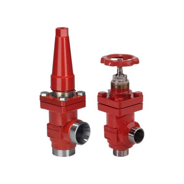 Danfoss Shut-off valves 148B4634 STC 65 A STR SHUT-OFF VALVE CAP #1 image