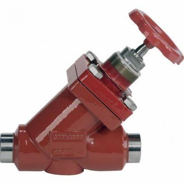 Danfoss Shut-off valves 148B4603 STC 20 A ANG  SHUT-OFF VALVE HANDWHEEL #2 image